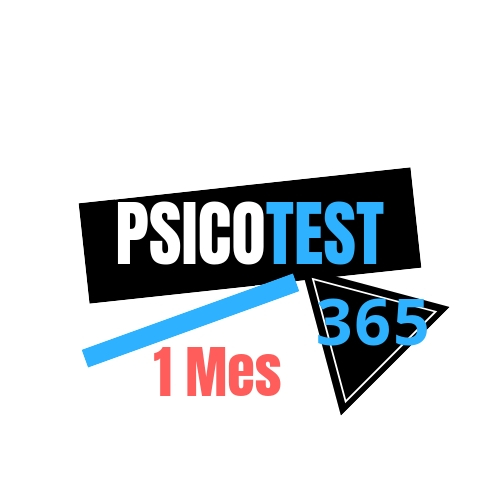 tests psicotécnicos 1 mes