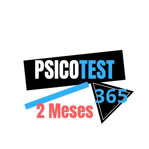 tests psicotécnicos 2 meses