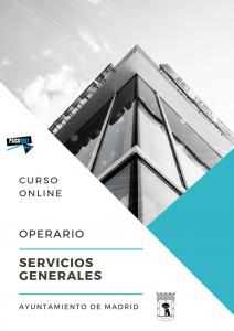 operario servicios generales 2019
