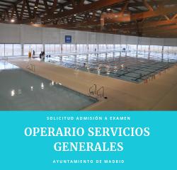 operario servicios generales