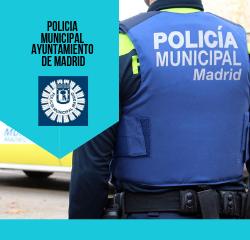 policia municipal del ayuntamiento de madrid 2019