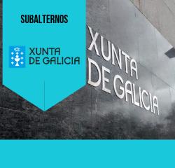 subalternos xunta de galicia 2019