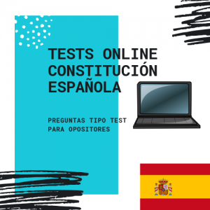 tests online constitución española