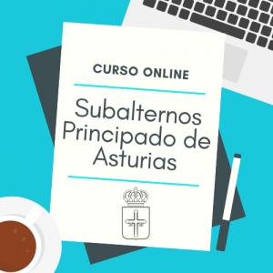 curso online subalternos principado de asturias