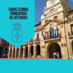 subalternos principado de asturias 2019