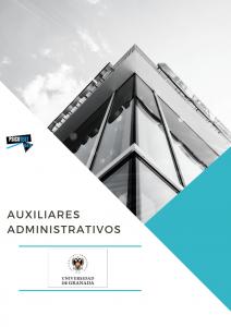 auxiliares administrativos universidad de granada