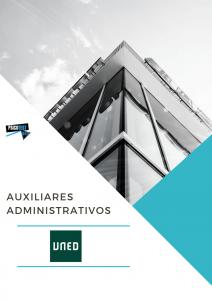 auxiliar administrativo UNED