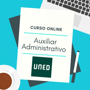 curso online auxiliar administrativo UNED