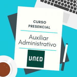 curso de auxiliar administrativo uned