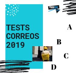 tests de correos 2019