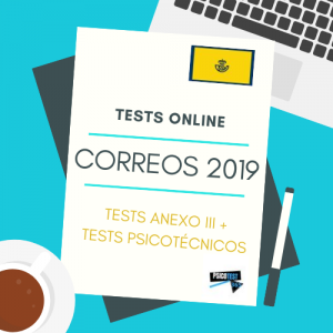 tests online de correos 2019