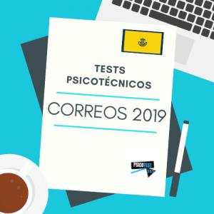 tests psicotecnicos correos 2019
