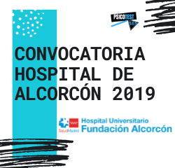 convocatoria hospital de alcorcón 2019