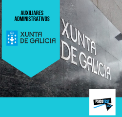 auxiliares administrativos xunta de galicia