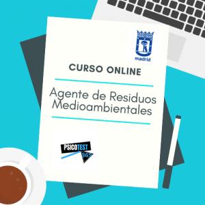 curso online agente de residuos medioambientales