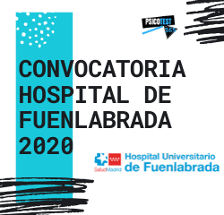 convocatoria hospital de fuenlabrada 2020
