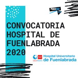 Convocatoria Hospital de Fuenlabrada 2020