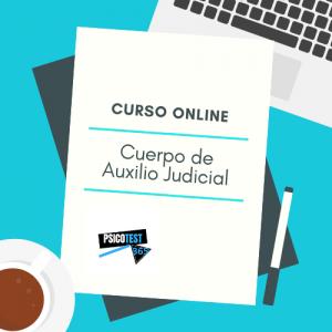 curso online auxilio judicial