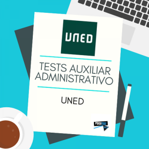 tests auxiliares administrativos uned