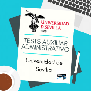 tests auxiliares administrativos universidad sevilla