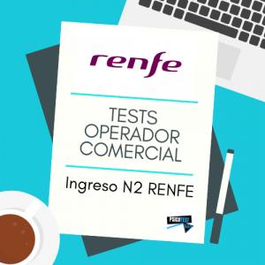tests operador comercial renfe