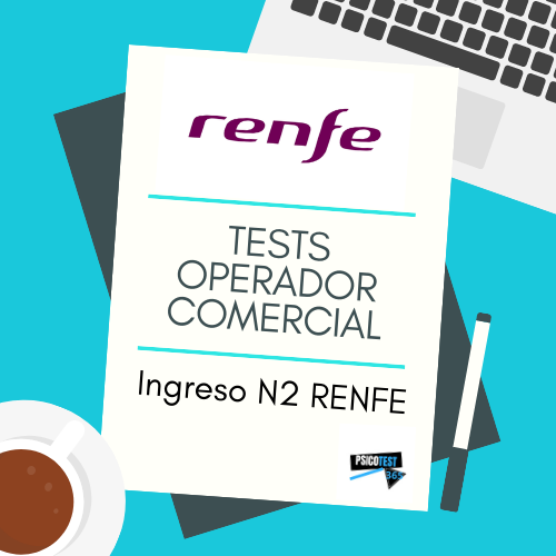 tests operador comercial renfe
