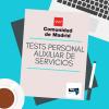 Tests Personal Auxiliar de Servicios